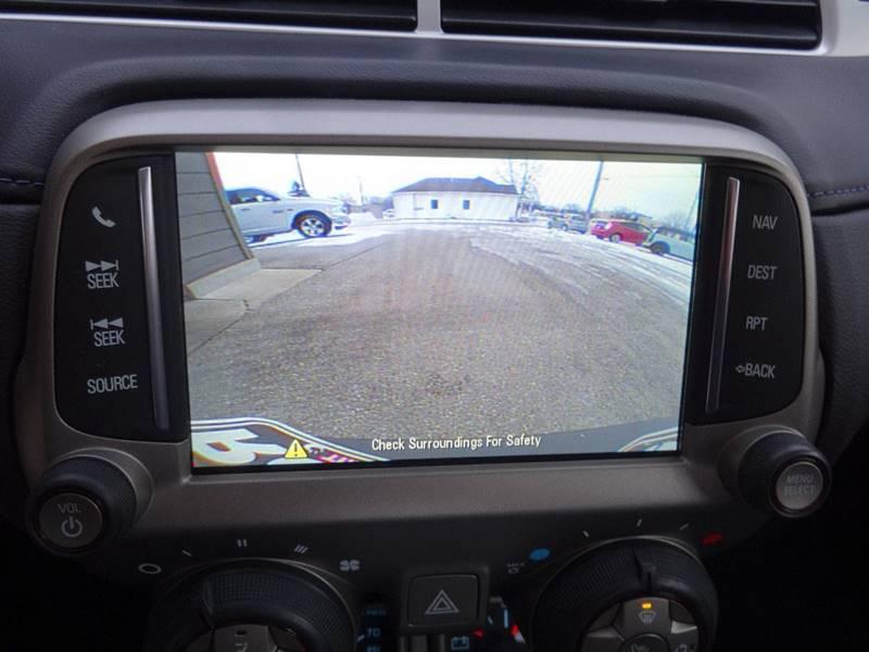 2014 Chevrolet Camaro LT 2dr Coupe w/2LT - Sturgeon Bay WI