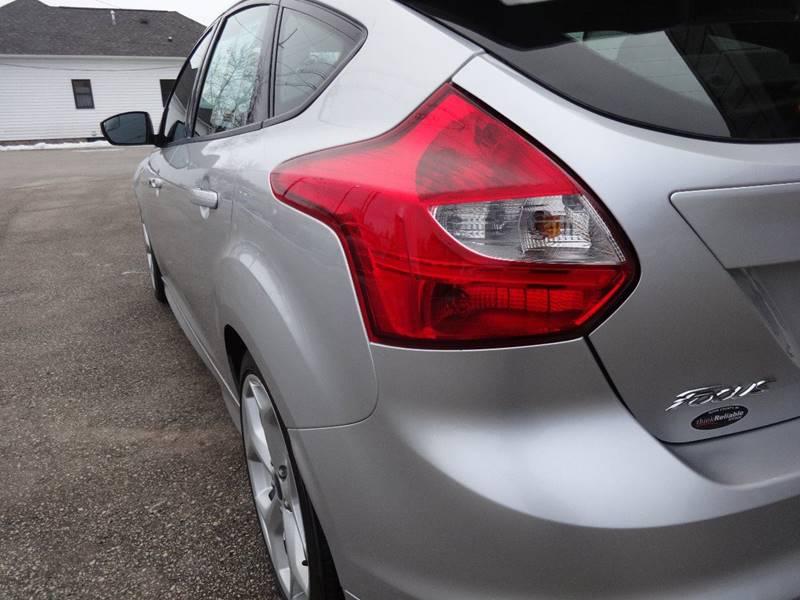 2014 Ford Focus ST 4dr Hatchback - Sturgeon Bay WI