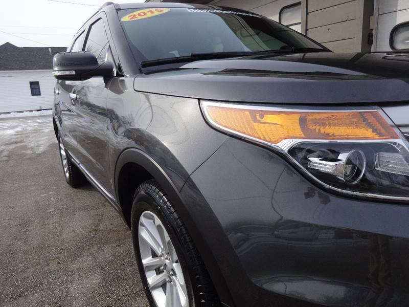 2015 Ford Explorer AWD XLT 4dr SUV - Sturgeon Bay WI