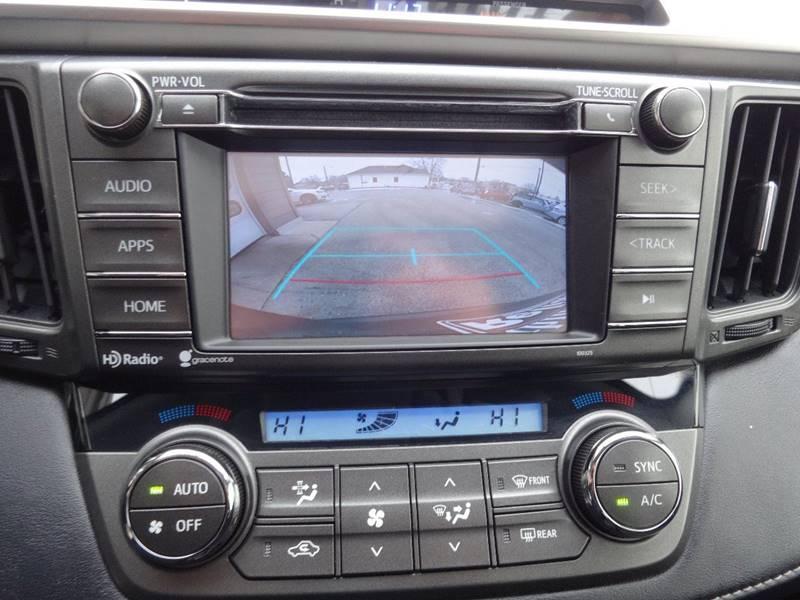 2015 Toyota RAV4 XLE 4dr SUV - Sturgeon Bay WI