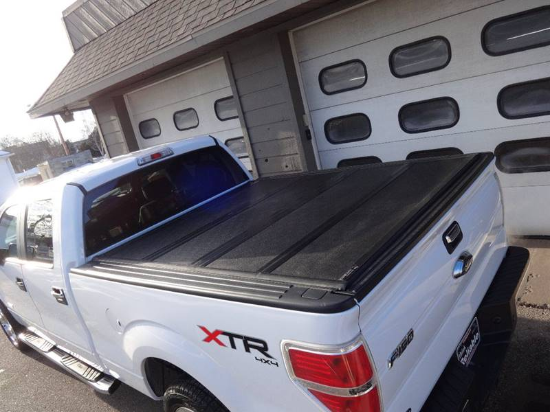 2014 Ford F-150 4x4 XLT 4dr SuperCrew Styleside 6.5 ft. SB - Sturgeon Bay WI