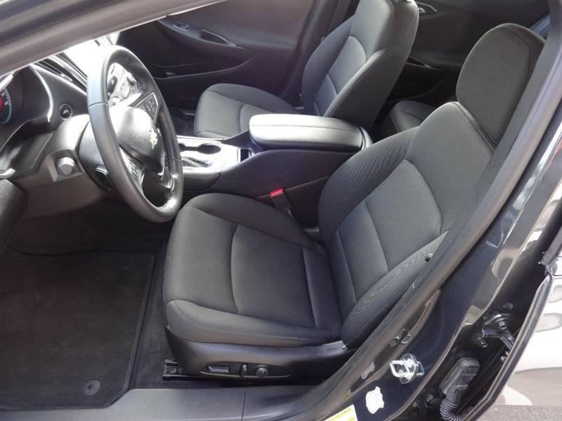 2016 Chevrolet Malibu LT 4dr Sedan w/1LT - Sturgeon Bay WI