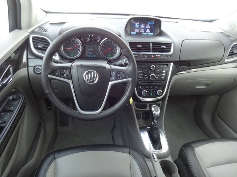 2014 Buick Encore Leather 4dr Crossover - Sturgeon Bay WI