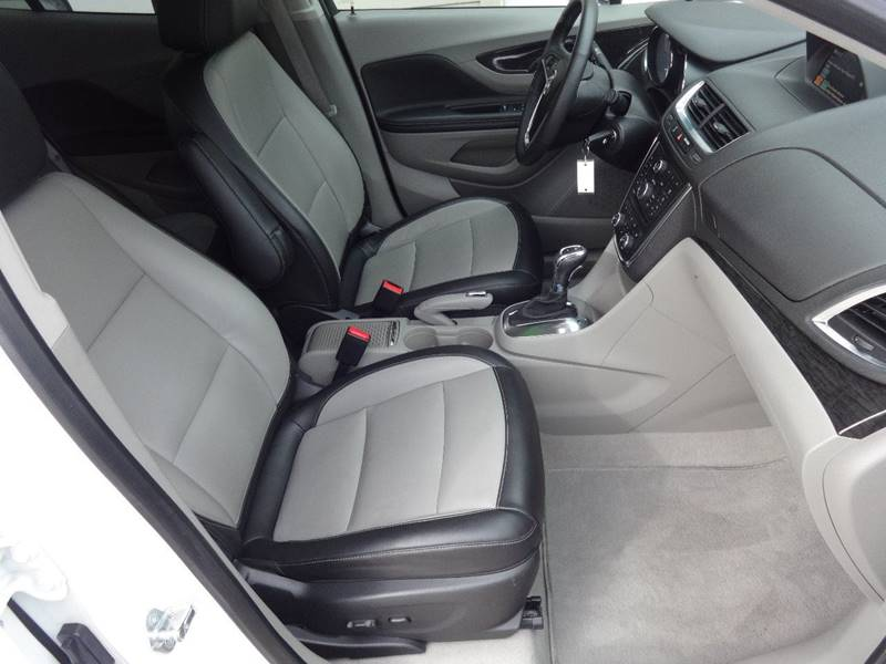2015 Buick Encore Leather 4dr Crossover - Sturgeon Bay WI