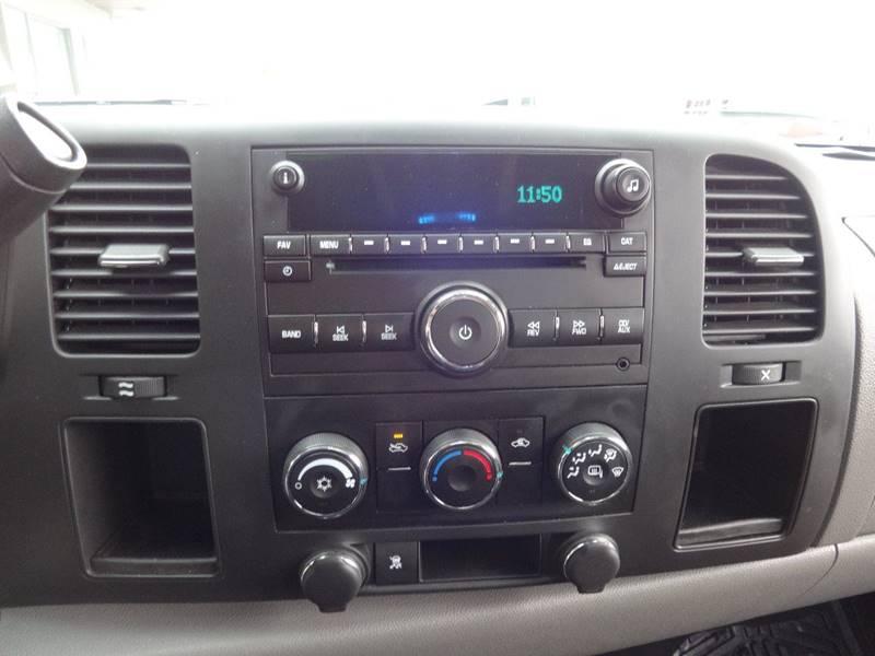 2011 Chevrolet Silverado 1500 4x4 LS 4dr Crew Cab 5.8 ft. SB - Sturgeon Bay WI