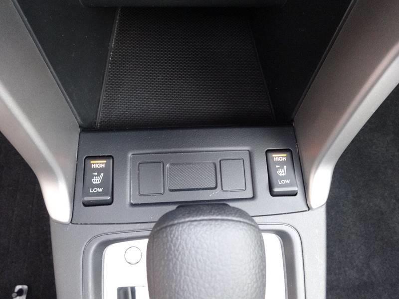2015 Subaru Forester AWD 2.5i Premium 4dr Wagon CVT - Sturgeon Bay WI
