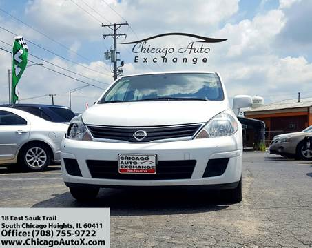 2011 Nissan Versa for sale in South Chicago Heights, IL