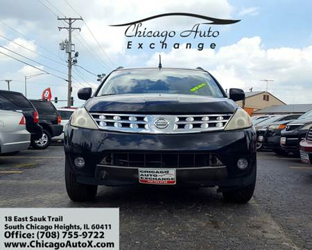 2003 Nissan Murano for sale in South Chicago Heights, IL