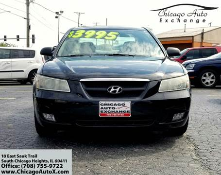 2007 Hyundai Sonata for sale in South Chicago Heights, IL