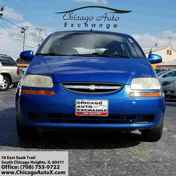 2004 Chevrolet Aveo for sale in South Chicago Heights, IL
