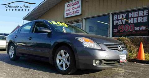 2007 Nissan Altima for sale in South Chicago Heights, IL