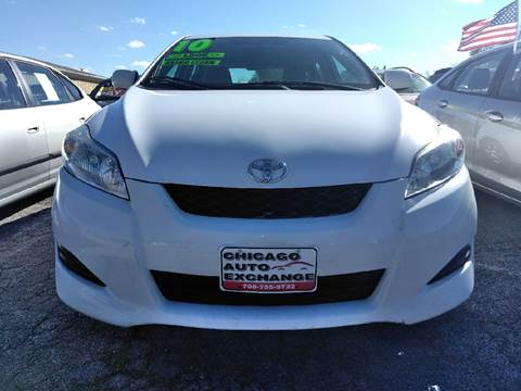 2010 Toyota Matrix for sale in South Chicago Heights, IL