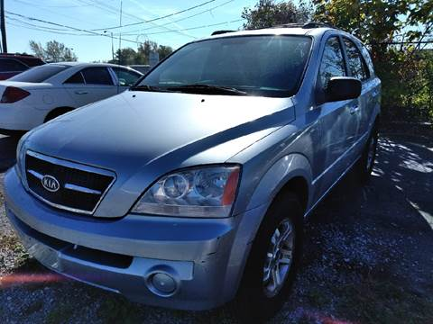 2004 Kia Sorento for sale in South Chicago Heights, IL
