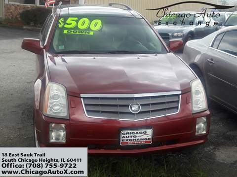 2005 Cadillac SRX for sale in South Chicago Heights, IL