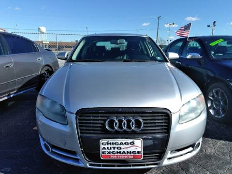 2006 Audi A4 for sale in South Chicago Heights, IL