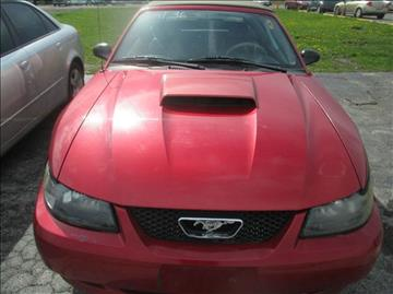 2002 Ford Mustang for sale in South Chicago Heights, IL
