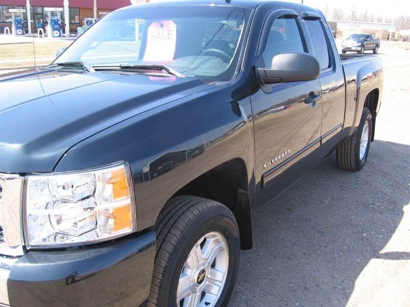 2012 Chevrolet Silverado 1500 for sale at SCHUMACHER AUTO SALES & SERVICE in Park Falls WI
