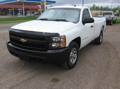 2009 Chevrolet Silverado 1500 for sale at SCHUMACHER AUTO SALES & SERVICE in Park Falls WI