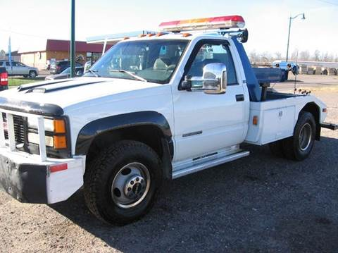 1996 Chevrolet C/K 3500 Series for sale at SCHUMACHER AUTO SALES & SERVICE in Park Falls WI