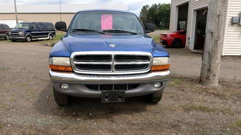 1997 Dodge Dakota for sale in Park Falls, WI