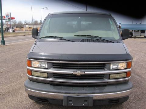 2002 Chevrolet Express Cargo for sale in Park Falls, WI