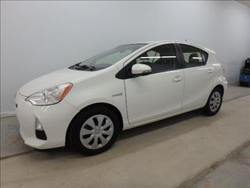2012 Toyota Prius c for sale at Mid-Illini Auto Group in East Peoria IL