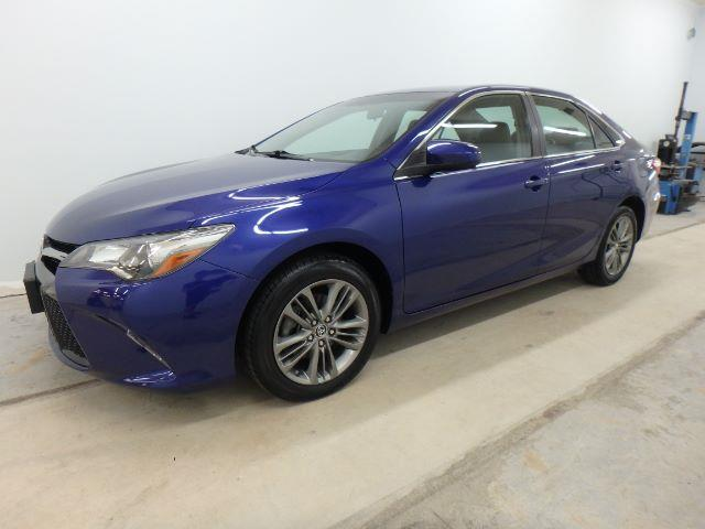 2016 Toyota Camry for sale at Mid-Illini Auto Group in East Peoria IL