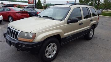 2000 Jeep Grand Cherokee for sale at Mid-Illini Auto Group in East Peoria IL