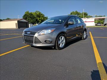 2013 Ford Focus for sale at Mid-Illini Auto Group in East Peoria IL