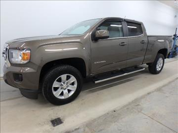 2015 GMC Canyon for sale at Mid-Illini Auto Group in East Peoria IL