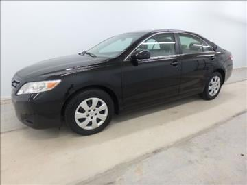 2011 Toyota Camry for sale at Mid-Illini Auto Group in East Peoria IL