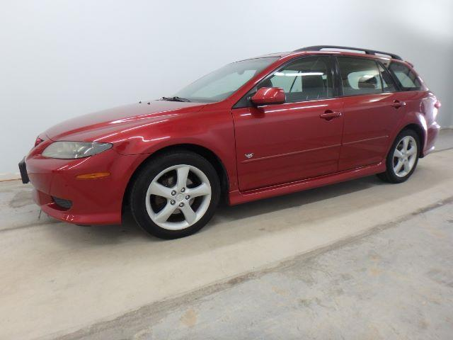 2004 Mazda MAZDA6 for sale at Mid-Illini Auto Group in East Peoria IL