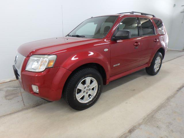 2008 Mercury Mariner for sale at Mid-Illini Auto Group in East Peoria IL