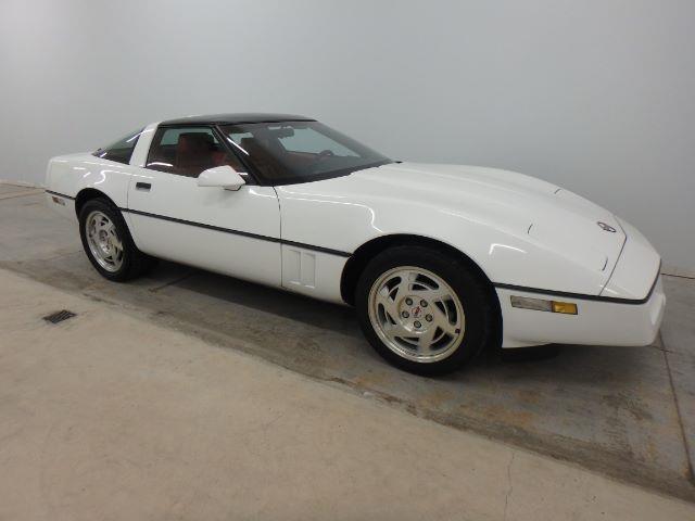 1990 Chevrolet Corvette for sale at Mid-Illini Auto Group in East Peoria IL