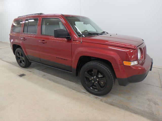 2015 Jeep Patriot for sale at Mid-Illini Auto Group in East Peoria IL