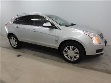 2010 Cadillac SRX for sale at Mid-Illini Auto Group in East Peoria IL