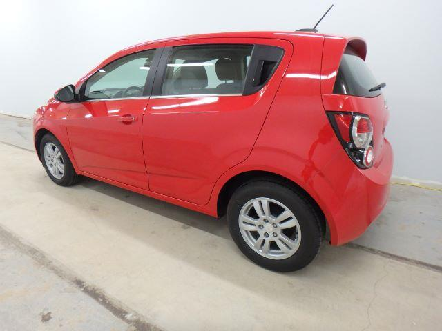 2015 Chevrolet Sonic for sale at Mid-Illini Auto Group in East Peoria IL