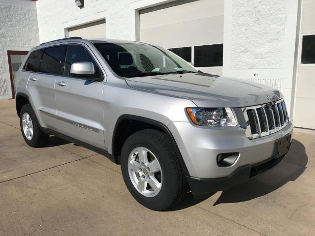 2013 Jeep Grand Cherokee for sale at Mid-Illini Auto Group in East Peoria IL