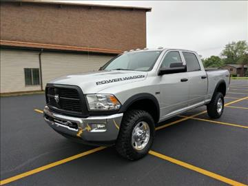 2012 RAM Ram Pickup 2500 for sale at Mid-Illini Auto Group in East Peoria IL