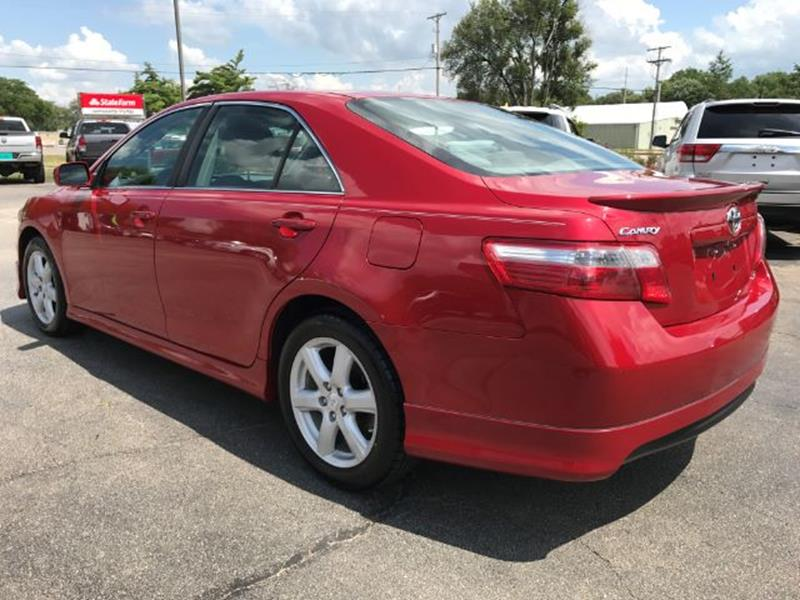 2008 Toyota Camry for sale at Mid-Illini Auto Group in East Peoria IL