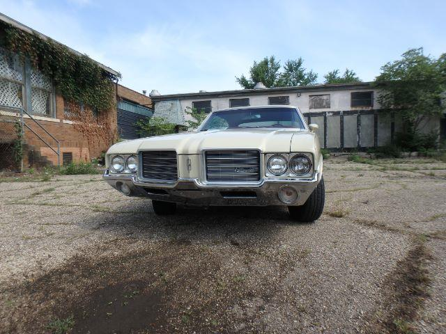 1971 Oldsmobile Cutlass for sale at Mid-Illini Auto Group in East Peoria IL