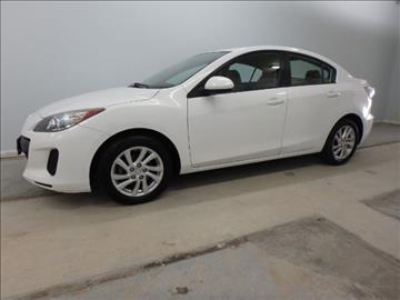 2012 Mazda MAZDA3 for sale at Mid-Illini Auto Group in East Peoria IL