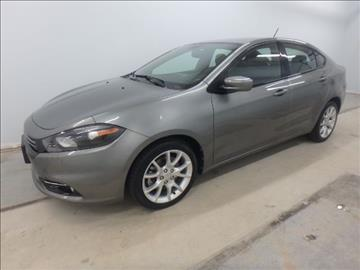 2013 Dodge Dart for sale at Mid-Illini Auto Group in East Peoria IL