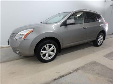 2008 Nissan Rogue for sale at Mid-Illini Auto Group in East Peoria IL