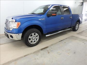 2012 Ford F-150 for sale at Mid-Illini Auto Group in East Peoria IL