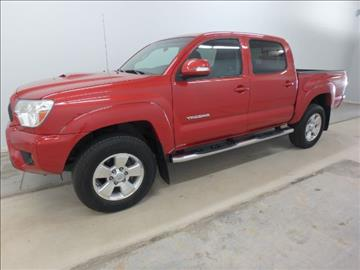2015 Toyota Tacoma for sale at Mid-Illini Auto Group in East Peoria IL
