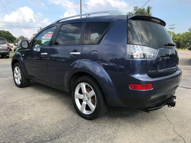 2007 Mitsubishi Outlander for sale at Mid-Illini Auto Group in East Peoria IL