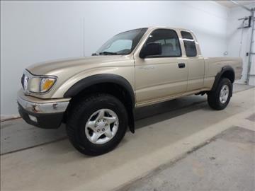 2001 Toyota Tacoma for sale at Mid-Illini Auto Group in East Peoria IL