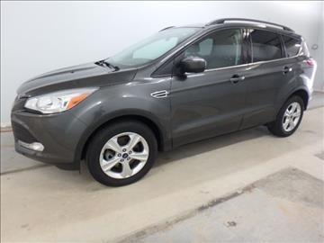 2016 Ford Escape for sale at Mid-Illini Auto Group in East Peoria IL