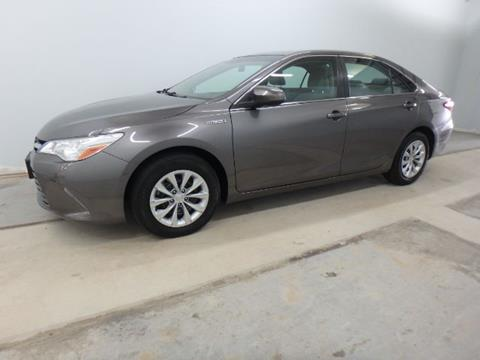 2016 Toyota Camry Hybrid for sale in East Peoria, IL